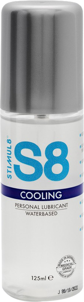 S8 Cooling WB Lube 125ml