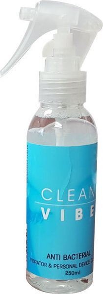 Clean Vibe Trigger Bottle (250ml)